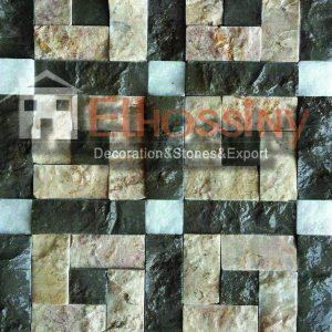 حجر طبيعي ورخامي –كرارة وبريشيا وميلي براون