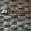 حجر طبيعي - ميلي براون
