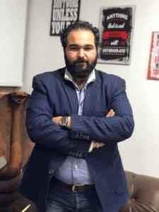 مهندس عبد الله الحسيني يوضح ان مصر من أهم دول العالم تصديرا للأحجار الطبيعية
