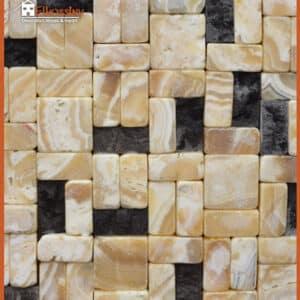 حجر طبيعي الابستر وميلي جراي