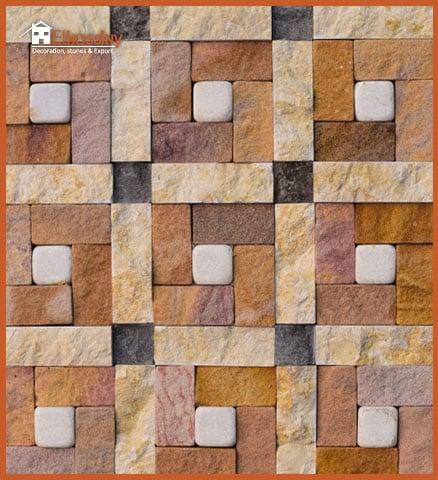 حجر طبيعي - كراره ورملي وميلي جراي وجلالة
