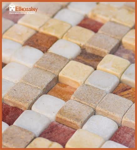 حجر طبيعي رخامي ( تريستا- كرارة-جلالة-رملي) مقاس 3×3